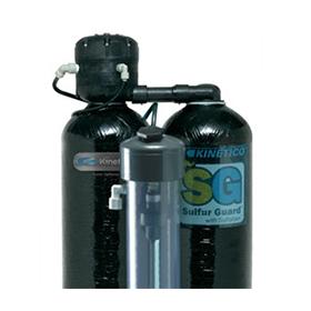 kinetico sulfur guard water filter