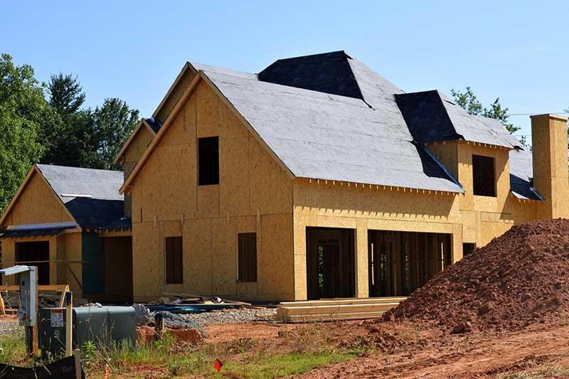 Gordon Water New Home Build